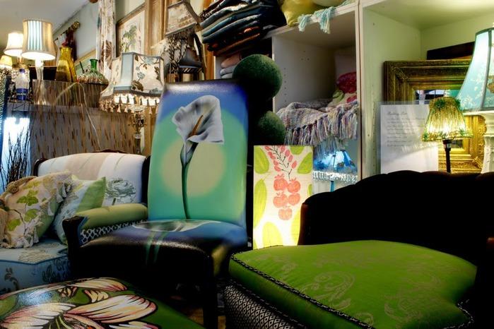 Феерия цвета от Jane Hall 48266