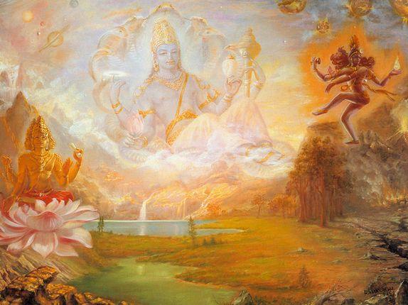 Забавная история древних богов