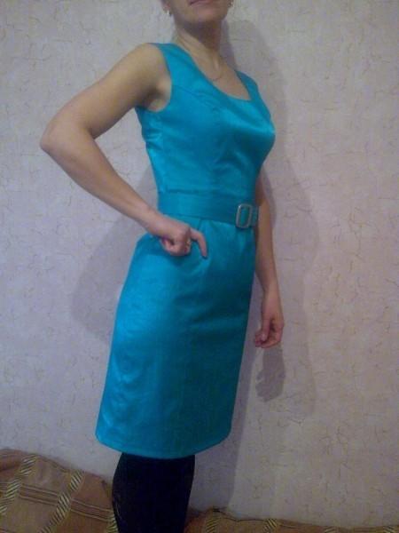 голубое платье (450x600, 50Kb)
