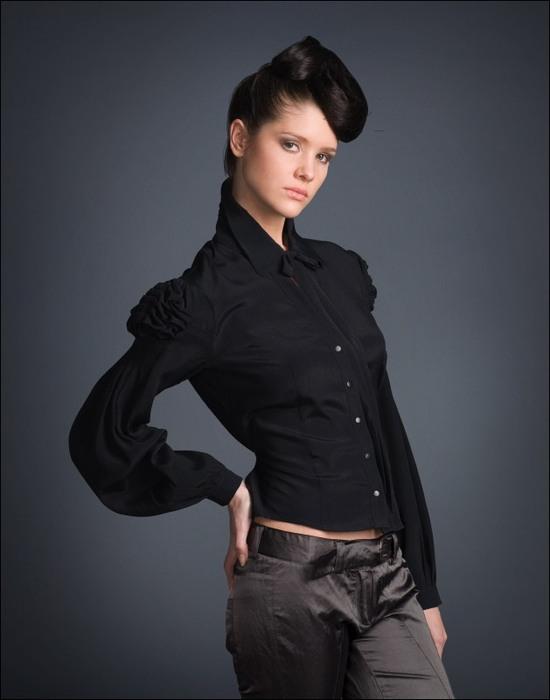 Блузка с буфами в санкт петербурге