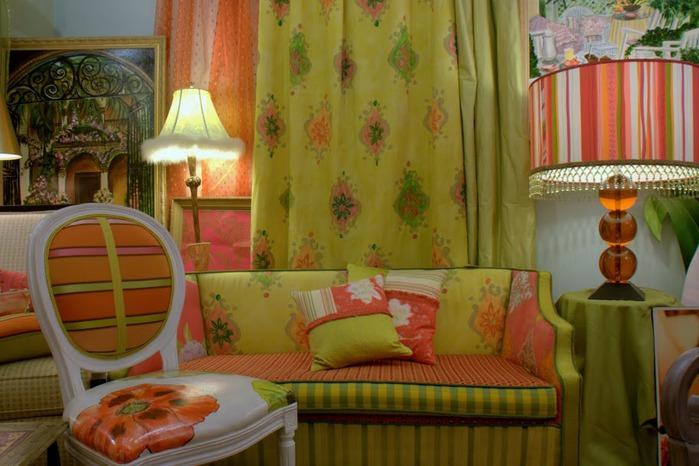 Феерия цвета от Jane Hall 60442