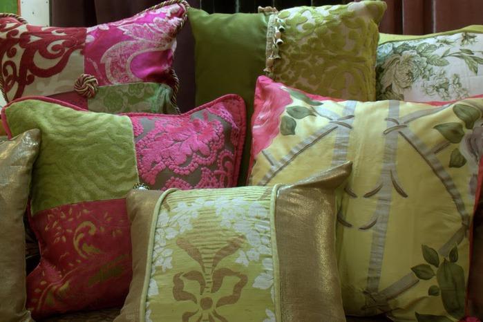 Феерия цвета от Jane Hall 10683