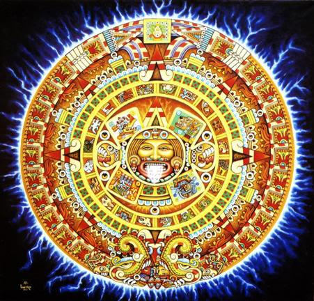 В каком месяце новый год у майя