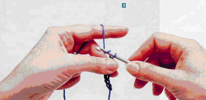 вязание крючком берета для начинающих - Сумки.