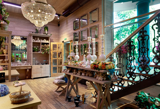 Цветочный магазин интерьер фото