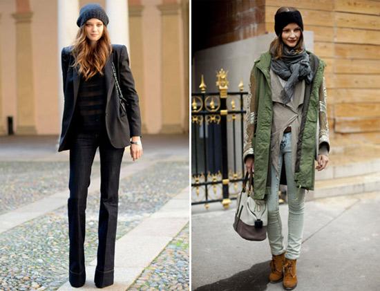 Street fashion мировых столиц. lv50601.