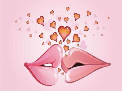 С днем поцелуев пожелание