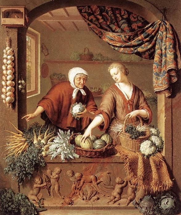 Frans van Mieris 1635-1681 (587x700, 404Kb)
