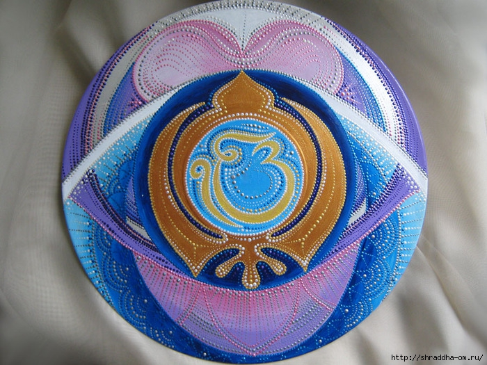Кундалини, Шива, Шакти, акрил, Shraddha, 1 (700x525, 334Kb)