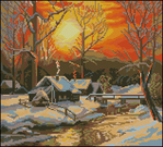 Превью PANNA PC-378 Winter Moning (474x429, 315Kb)