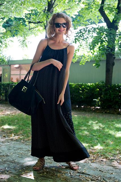 Неделя Высокой Моды в Париже осень 2011: street style В эти дни Париж...