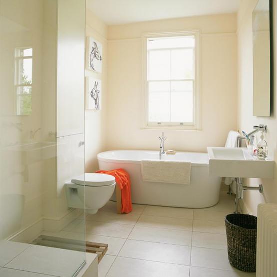 ванная комната в стиле Прованс.