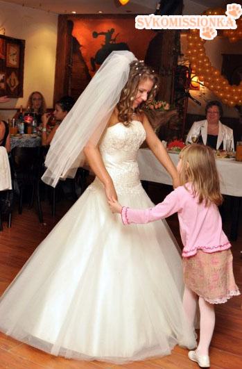 свадебные платья самые пышные