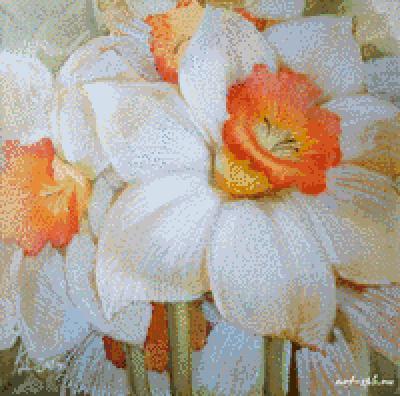 Картина Нарциссы - Калинкина Дина.