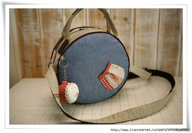 как сшить сумочку на ремне