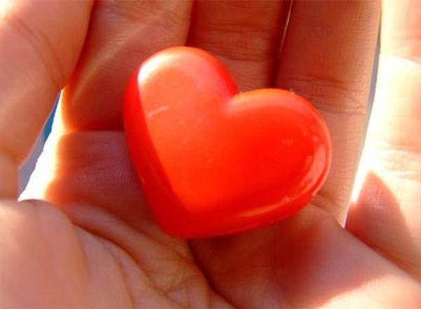 Это вы отдаёте сердце в хорошие руки?