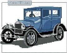 Описание: Схема для вышивки крестом - Форд в формате xsd.  Добавлено: 30 сентября, 19:08.  Разместил(а). Автомобили.