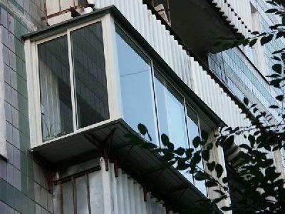 Балконное остекление в Челябинске