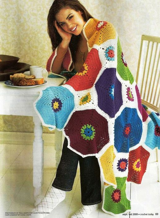 crochet rugs: more ideas
