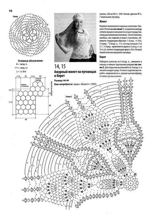 вязание крючком детской беретки схемы. схемы вязания спицами береток.