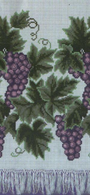 гроно винограду (300x650, 41Kb)