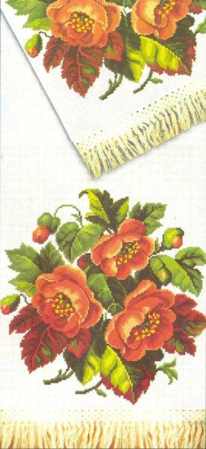 Трояндовий букет (300x653, 43Kb)