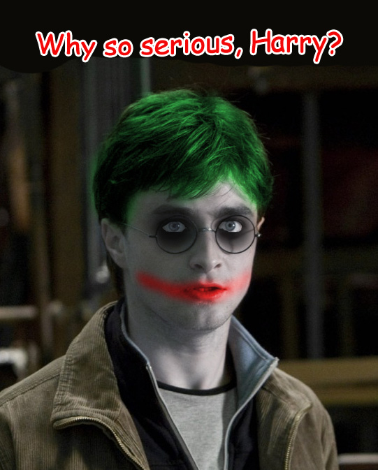 Why so serious, Harry Potter (541x673, 139Kb)