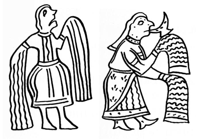 Как сделать ангела своими руками поэтапно