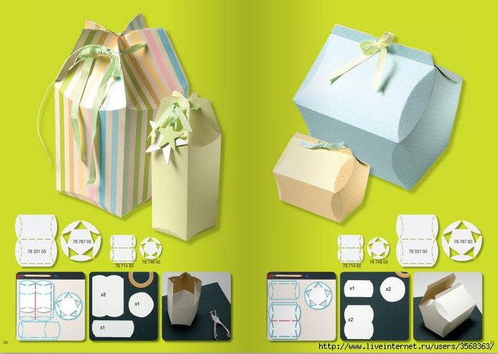 Как упаковать подарок без коробки своими руками 84