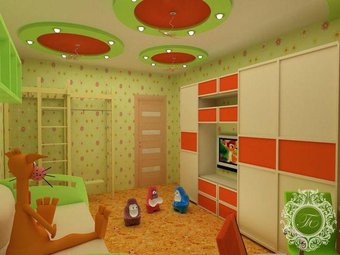 Детская комната является целым миром для ребенка, где он должен чувствовать себя хозяином в доме и взрослым.