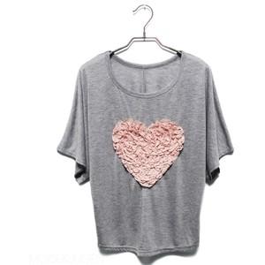 Tee Heart (Майки - короткие)