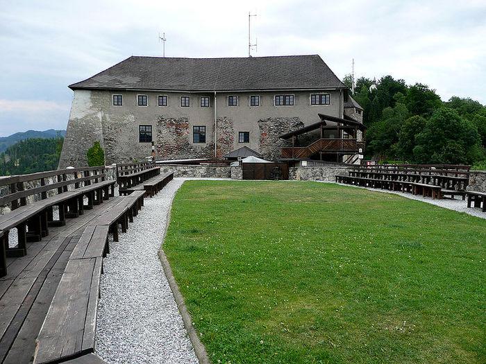 Замок Оберкапфенберг - Burg Oberkapfenberg 96853