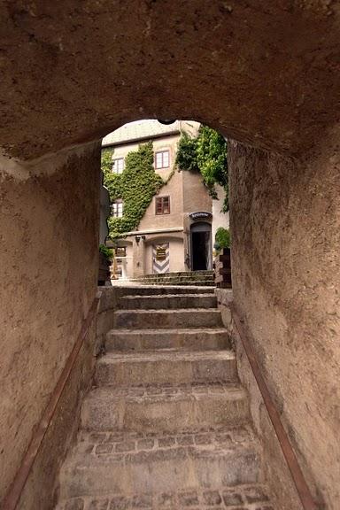 Замок Оберкапфенберг - Burg Oberkapfenberg 53204