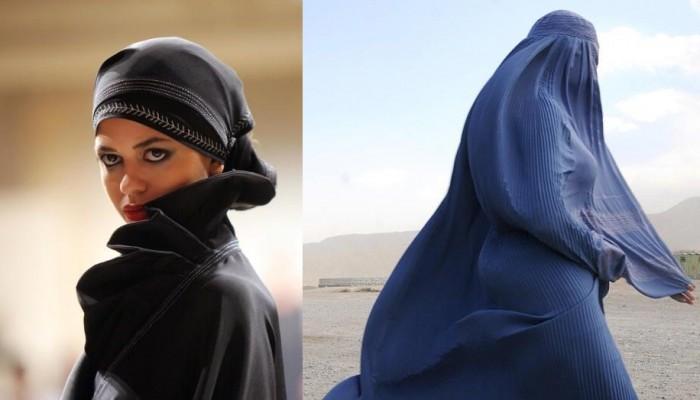 Хиджап паранжи порно