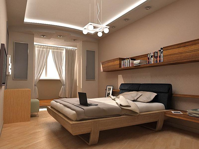Крутые спальни