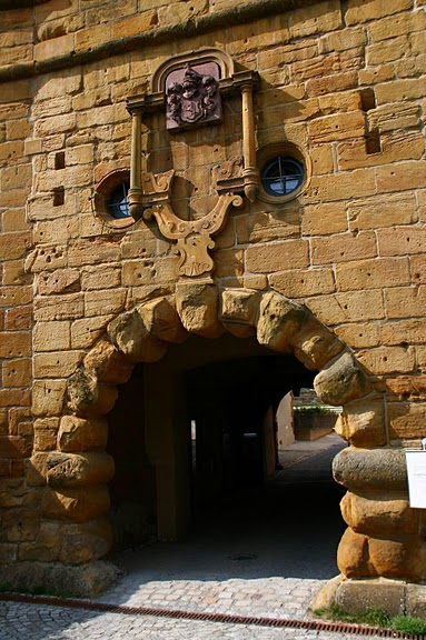 Замок Оберкапфенберг - Burg Oberkapfenberg 95179