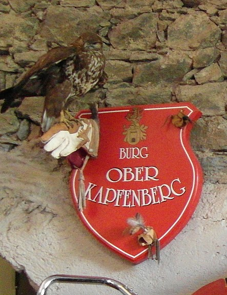 Замок Оберкапфенберг - Burg Oberkapfenberg 28134