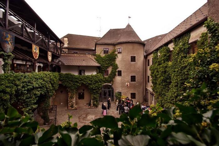 Замок Оберкапфенберг - Burg Oberkapfenberg 18360