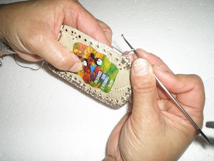 Чехлы для сотового телефона своими руками