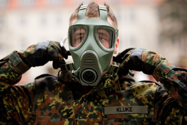 Срок службы маски противогаза