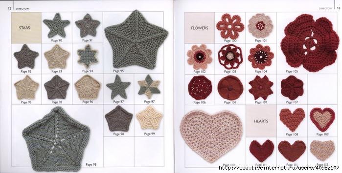 150针织的的钩针Motifs_H.Lodinsky_Pagina 12-13(700x355,189KB)