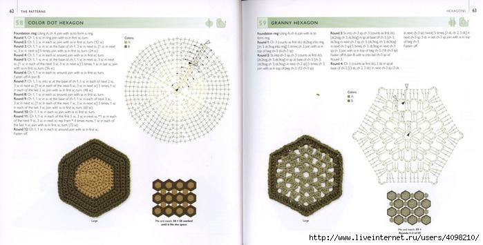150针织的的钩针Motifs_H.Lodinsky_Pagina 62-63(700x355,152KB)