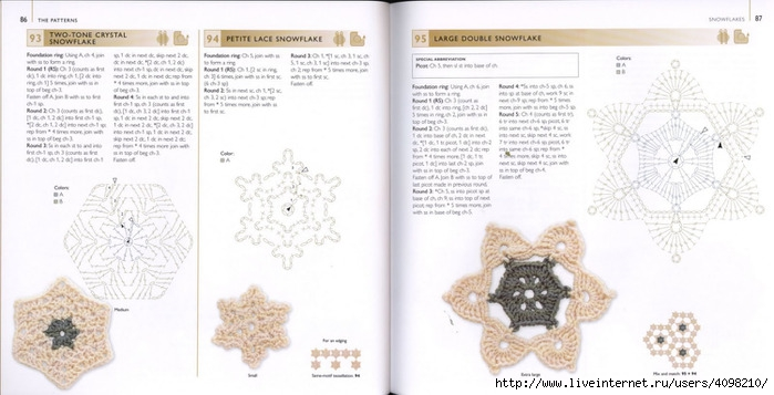 150针织和钩针Motifs_H.Lodinsky_Pagina的86-87(700x357,146KB)