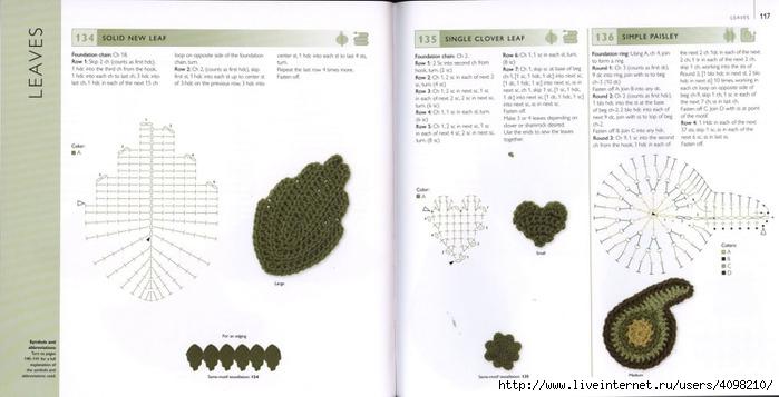 150针织的的钩针Motifs_H.Lodinsky_Pagina 116-117(700x357,132KB)