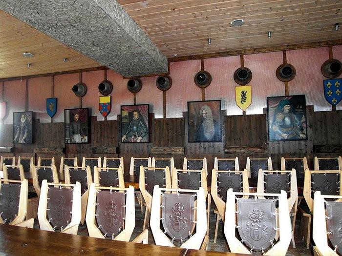 Замок Оберкапфенберг - Burg Oberkapfenberg 60682