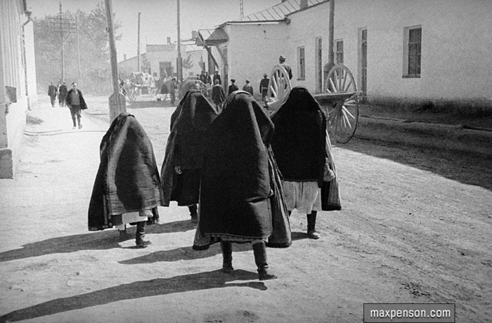 Фотографии советского фотографа. Улица старого Ташкента, примерно