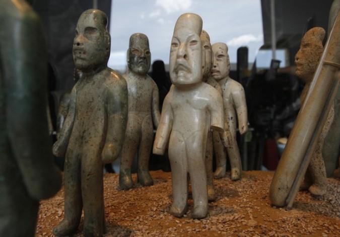 Шедевры ольмеков, музей антропологии в Мехико, 20 июля 2011 года./2270477_1027 (675x471, 76Kb)
