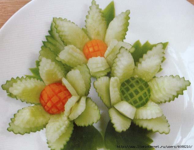 Искусство оформления блюд и кулинарных изделий-062 (634x492, 123Kb)