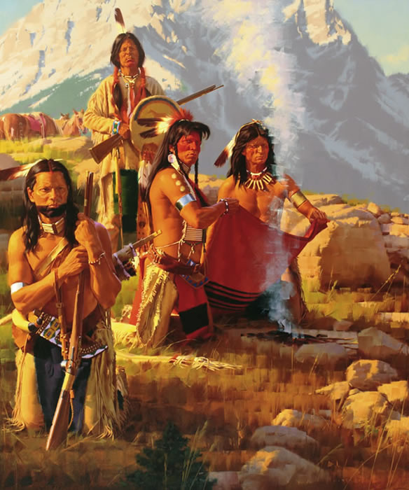 native american indians then and now essay A word to the wise for non-indians in search of native american religions and now, there is a lot of a series of essays by native americans on their.