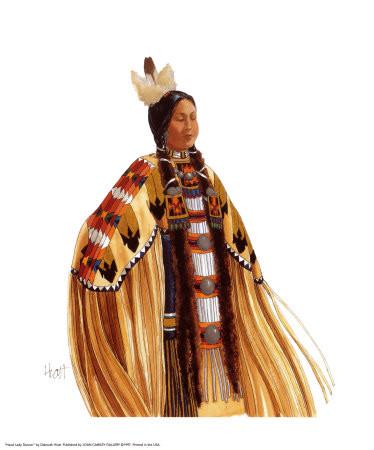 Одежда Индейцев